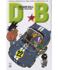 Dragon Ball Evergreen - N° 22 - Dragon Ball Evergreen Edition - Star Comics