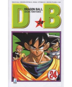 Dragon Ball Evergreen - N° 24 - Dragon Ball Evergreen Edition - Star Comics
