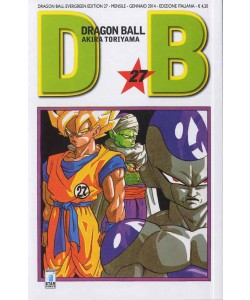 Dragon Ball Evergreen - N° 27 - Dragon Ball Evergreen Edition - Star Comics