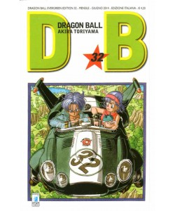 Dragon Ball Evergreen - N° 32 - Dragon Ball Evergreen Edition - Star Comics