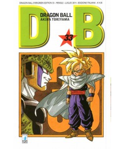 Dragon Ball Evergreen - N° 33 - Dragon Ball Evergreen Edition - Star Comics