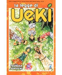 Legge Di Ueki - N° 16 - Legge Di Ueki (M16) - Up Star Comics
