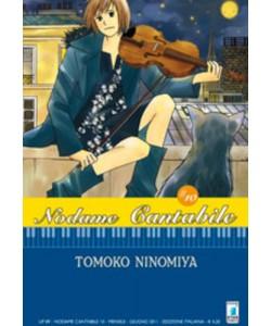 Nodame Cantabile - N° 10 - Nodame Cantabile (M25) - Up Star Comics