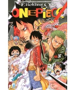 One Piece - N° 69 - One Piece - Young Star Comics