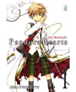 Pandora Hearts - N° 1 - Pandora Hearts (M24) - Stardust Star Comics