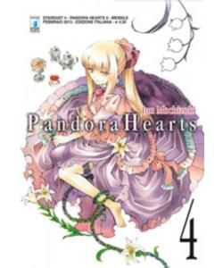 Pandora Hearts - N° 4 - Pandora Hearts (M24) - Stardust Star Comics