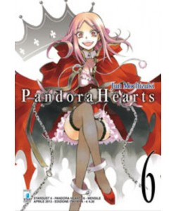 Pandora Hearts - N° 6 - Pandora Hearts (M24) - Stardust Star Comics