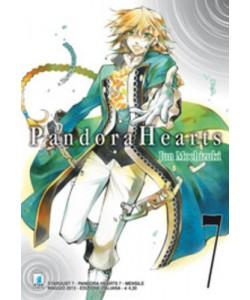 Pandora Hearts - N° 7 - Pandora Hearts (M24) - Stardust Star Comics