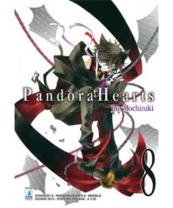Pandora Hearts - N° 8 - Pandora Hearts (M24) - Stardust Star Comics
