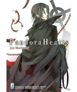 Pandora Hearts - N° 10 - Pandora Hearts (M24) - Stardust Star Comics