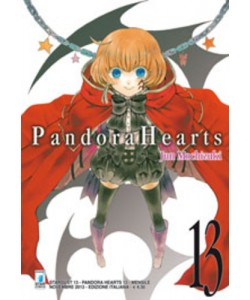 Pandora Hearts - N° 13 - Pandora Hearts (M24) - Stardust Star Comics