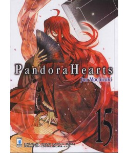 Pandora Hearts - N° 15 - Pandora Hearts (M24) - Stardust Star Comics