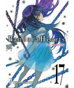 Pandora Hearts - N° 17 - Pandora Hearts (M24) - Stardust Star Comics