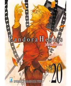 Pandora Hearts - N° 20 - Pandora Hearts (M24) - Stardust Star Comics