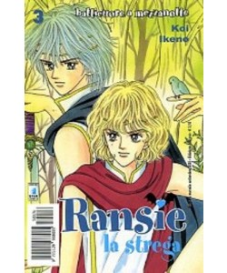 Ransie La Strega - N° 34 - Batticuore A Mezzanotte 3 - Shot Star Comics