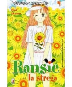 Ransie La Strega - N° 35 - Batticuore A Mezzanotte 4 - Shot Star Comics