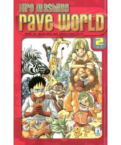 Rave World - N° 2 - Rave World 2 - Young Star Comics