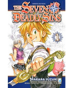 Seven Deadly Sins - N° 1 - The Seven Deadly Sins - Stardust Star Comics