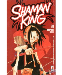 Shaman King - N° 20 - Shaman King 20 - Dragon Star Comics