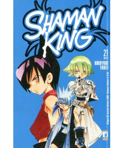 Shaman King - N° 21 - Shaman King 21 - Dragon Star Comics