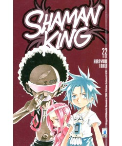Shaman King - N° 22 - Shaman King 22 - Dragon Star Comics