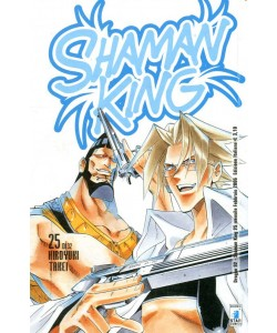 Shaman King - N° 25 - Shaman King 25 - Dragon Star Comics