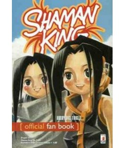 Shaman King - N° 34 - Official Book - Dragon Star Comics
