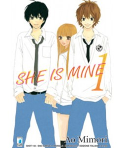 She Is Mine - N° 1 - She Is Mine (M2) 1 - Shot Star Comics