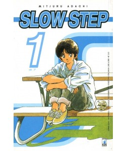 Slow Step - N° 1 - Slow Step 1 - Starlight Star Comics