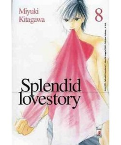 Splendid Lovestory - N° 8 - Splendid Lovestory (M18) - Amici Star Comics