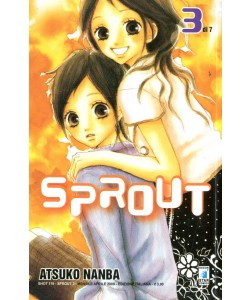 Sprout - N° 3 - Sprout (M7) 3 - Shot Star Comics