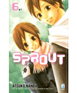 Sprout - N° 6 - Sprout (M7) 6 - Shot Star Comics