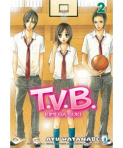 T.V.B. - N° 2 - T.V.B. 2 (M3) - Shot Star Comics