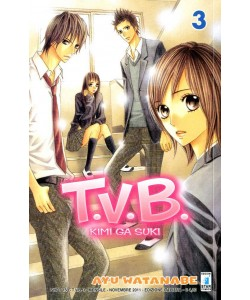 T.V.B. - N° 3 - T.V.B. - Kimi Ga Suki 3 (M3) - Shot Star Comics
