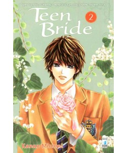 Teen Bride - N° 2 - Teen Bride 2 - Turn Over Star Comics
