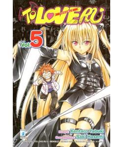 To Love Ru - N° 5 - To Love Ru 5 (M18) - Techno Star Comics