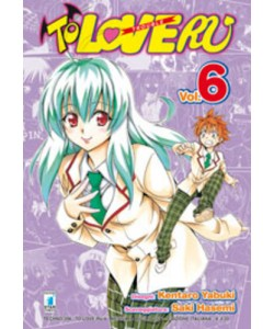 To Love Ru - N° 6 - To Love Ru 6 (M18) - Techno Star Comics