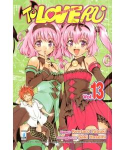To Love Ru - N° 13 - To Love Ru 13 (M18) - Techno Star Comics