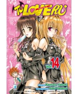 To Love Ru - N° 14 - To Love Ru 14 (M18) - Techno Star Comics