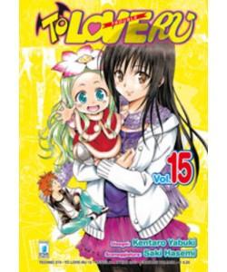 To Love Ru - N° 15 - To Love Ru 15 (M18) - Techno Star Comics