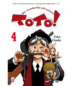 Toto! - N° 4 - Toto! Wonderful Adventure (M5) - Young Star Comics