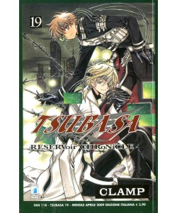 Tsubasa - N° 19 - Reservoir Chronicle 19 - Fan Star Comics