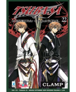 Tsubasa - N° 22 - Reservoir Chronicle 22 - Fan Star Comics