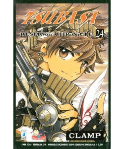 Tsubasa - N° 24 - Reservoir Chronicle 24 - Fan Star Comics