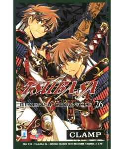 Tsubasa - N° 26 - Reservoir Chronicle 26 - Fan Star Comics