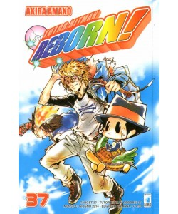 Tutor Hitman Reborn! - N° 37 - Tutor Hitman Reborn! (M42) - Target Star Comics