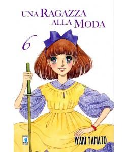 Una Ragazza Alla Moda - N° 6 - Una Ragazza Alla Moda 6 (M8) - Express Star Comics