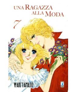 Una Ragazza Alla Moda - N° 7 - Una Ragazza Alla Moda 7 (M8) - Express Star Comics