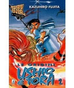 Ushio E Tora Le Origini - N° 2 - Ushio E Tora Le Origini 2 - Turn Over Star Comics