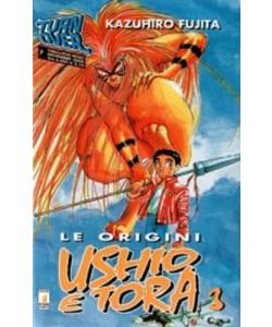 Ushio E Tora Le Origini - N° 3 - Ushio E Tora Le Origini 3 - Turn Over Star Comics